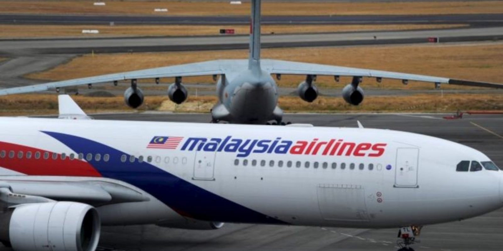 2. Un vuelo de Malaysia Airlines voló 8 minutos en otra dirección Foto:Getty Images
