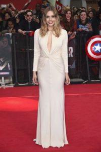 La actriz conquistó la alfombra roja con su estilo Foto:Getty Images