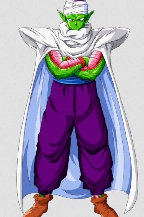 El personaje favorito de Akira Toriyama es Piccolo. Foto:Toei