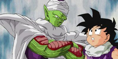 Piccolo solo tiene 3 años más que Gohan. Esto, debido a que los oriundos del planeta Namekusei crecen más rápido que otras razas. Foto:Toei
