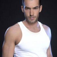 """Aarón Díaz era """"Mariano"""", el primer amor de la protagonista. Foto:vía Televisa"""