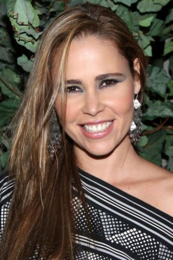"""Margarita Magaña era """"Aída"""", quien humilló a Teresa con su primera conquista, """"Paulo"""". Foto:vía Facebook"""