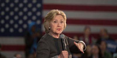 Se espera que Hillary Clinton vuelva a dominar las elecciones primarias de este Supermartes. Foto:vía Getty Images