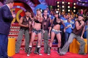 Axé Bahía, fue una de las agrupaciones más recordadas de inicios del 2000. Foto:Vía Facebook.com/AxeBahiaOficial