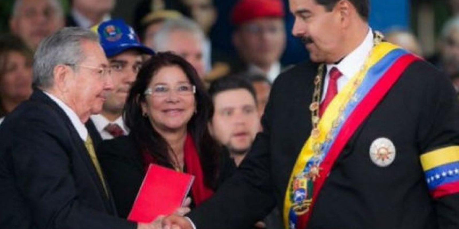 El pasado 6 de diciembre, la oposición ganó las elecciones parlamentarias. Foto:twitter.com/NicolasMaduro