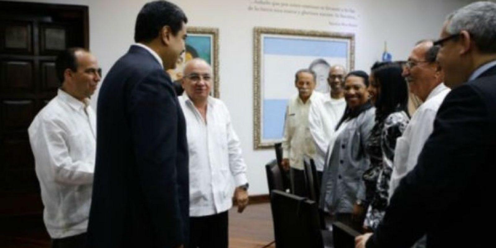 Con lo que Maduro perdió la Asamblea Nacional y ahora diversos sectores quieren su destitución . Foto:twitter.com/NicolasMaduro