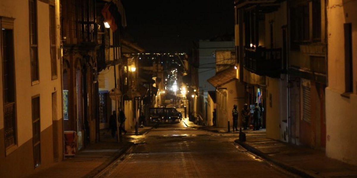 Las historias tenebrosas que se esconden en La Candelaria