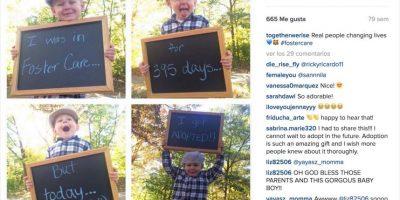 Algunas de las historias compartidas en las redes sociales de Together We Rise Foto:Instagram.com/togetherwerise/