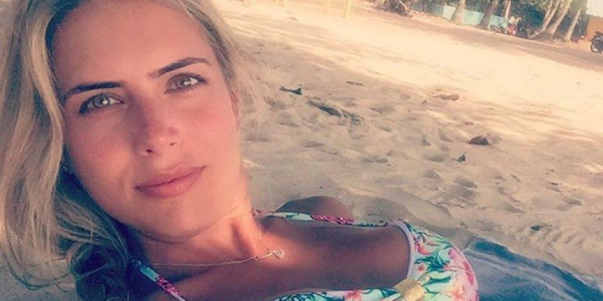 La modelo Ana Sofía Henao se casó por segunda vez