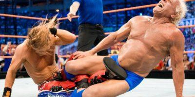 Flair se retiró en 2008 Foto:WWE
