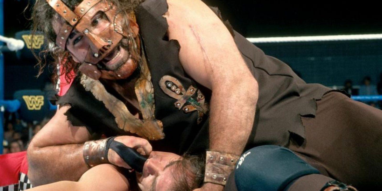 Mick Foley en 1996 Foto:WWE