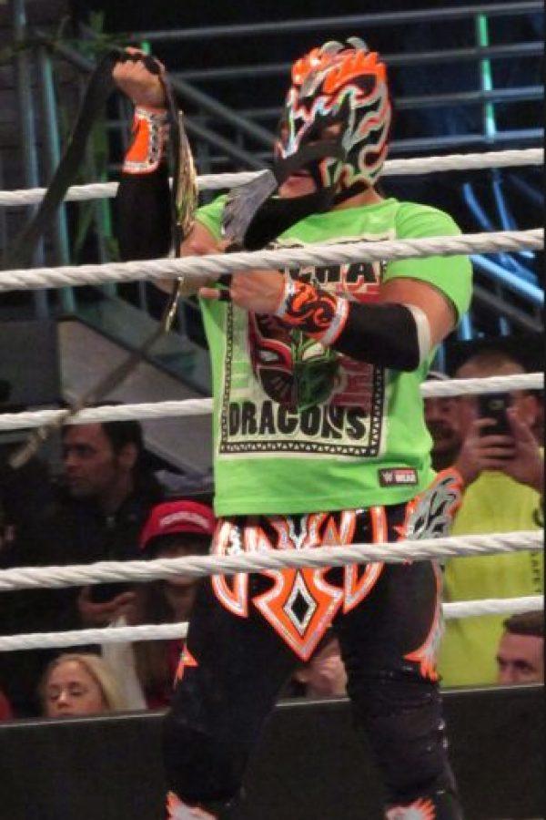 Kalisto defenderá el Campeonato de Estados Unidos Foto:WWE