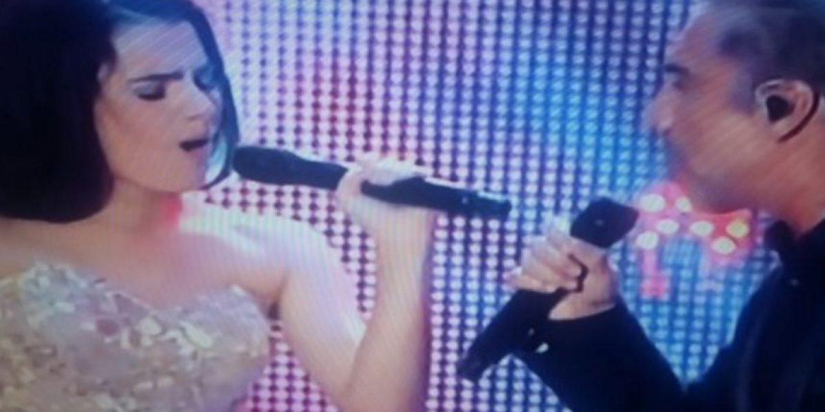 Hija de Alejandro Fernández decepcionó en redes tras presentación