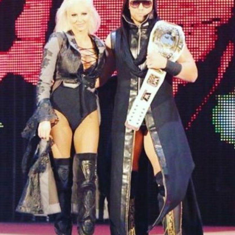 Volvió a WWE como ayudante de The Miz Foto:Vía instagram.com/therealmaryseouellet