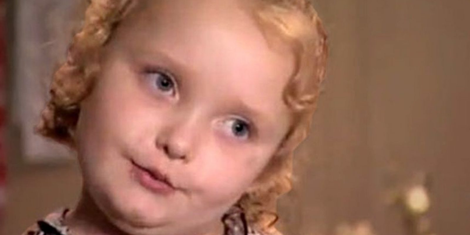 …hay una niña ocurrente. Y demandante. Foto:vía TLC