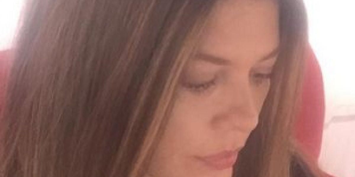 Lorna Cepeda, víctima de los cálculos renales