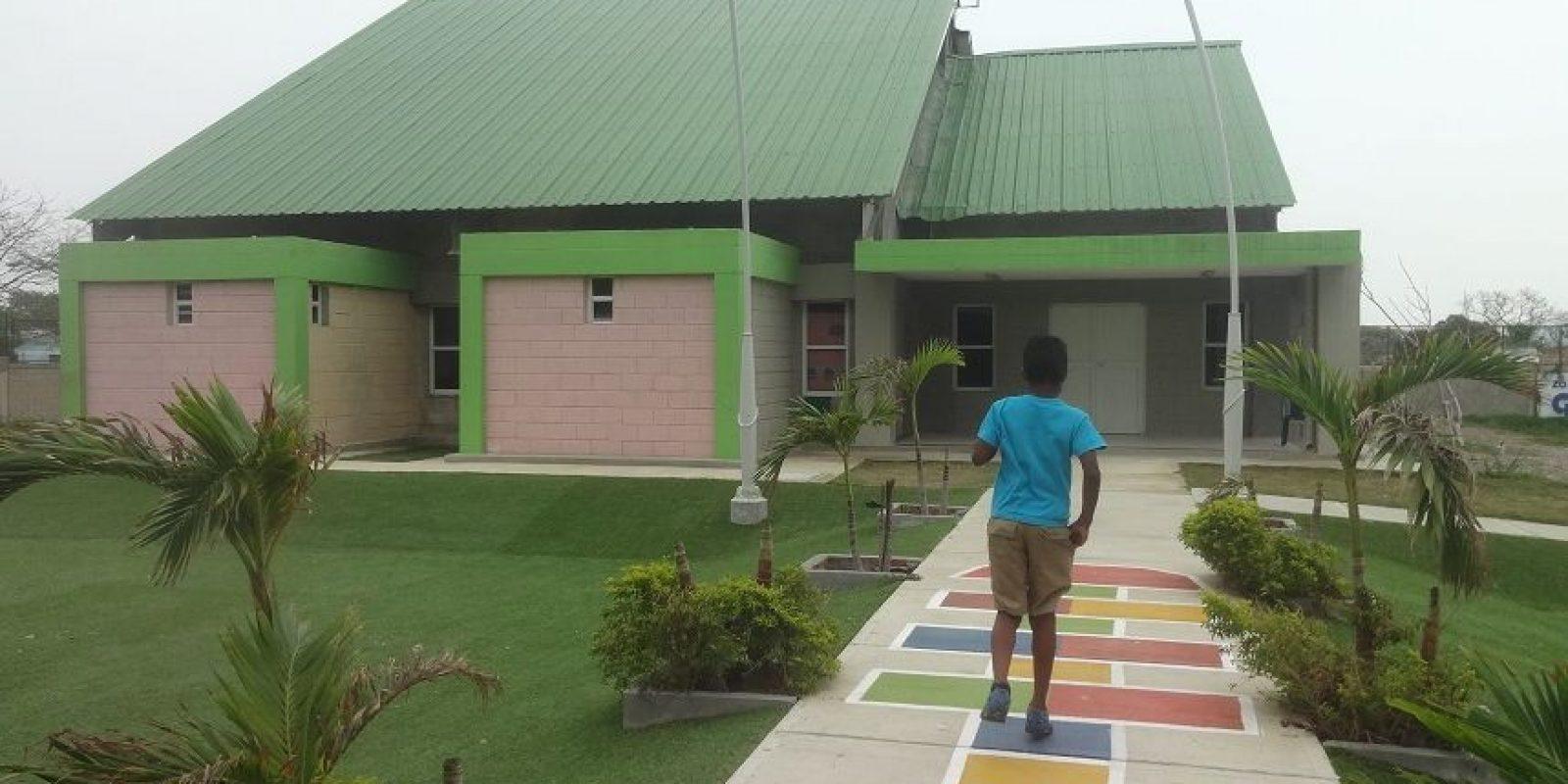 Edificio de los dormitorios Foto:Lina Robles-Publimetro