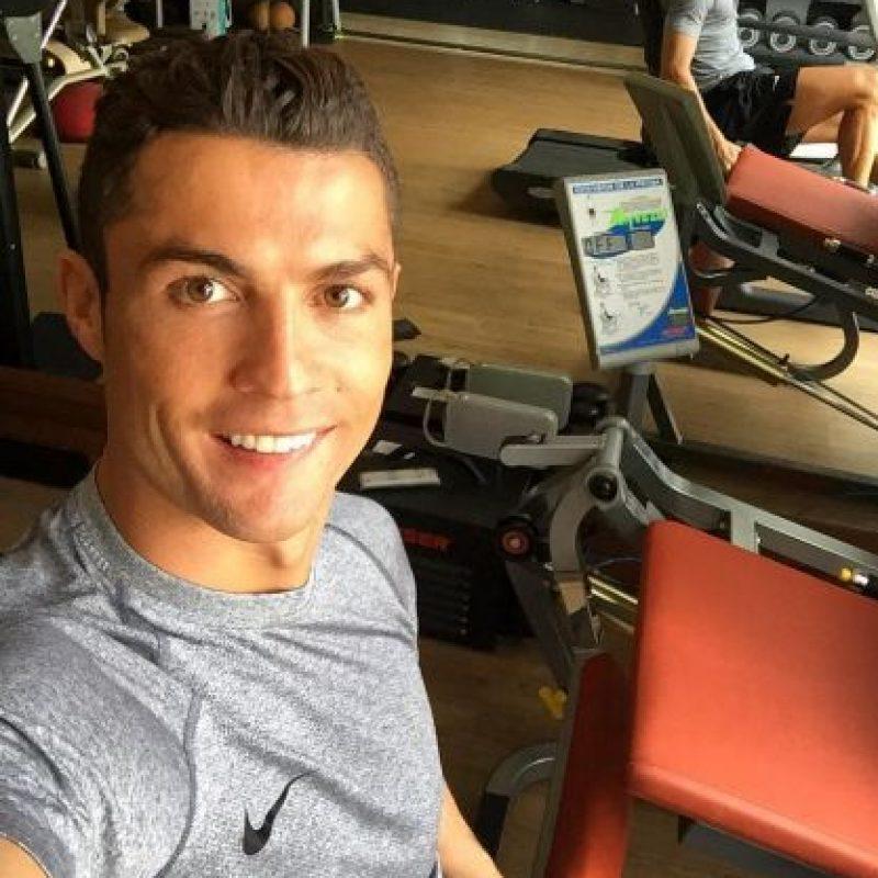 Así ha sido la recuperación de Cristiano Ronaldo Foto:Vía instagram.com/cristiano