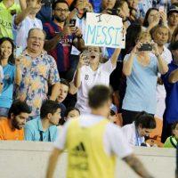 Messi formará parte de la selección de Argentina que disputará la Copa América Centenario Foto:Getty Images