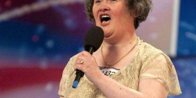 """Conmovió al mundo con su interpretación de """"I Dreamed a Dream"""" en Britain's Got Talent. Foto:vía Getty Images"""