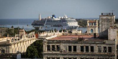 El crucero tiene como objetivo el intercambio cultural. Foto:AFP