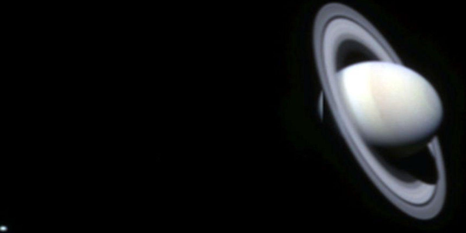 Después de Júpiter, Saturno es el planeta que gira con más rapidez. Foto:Getty Images