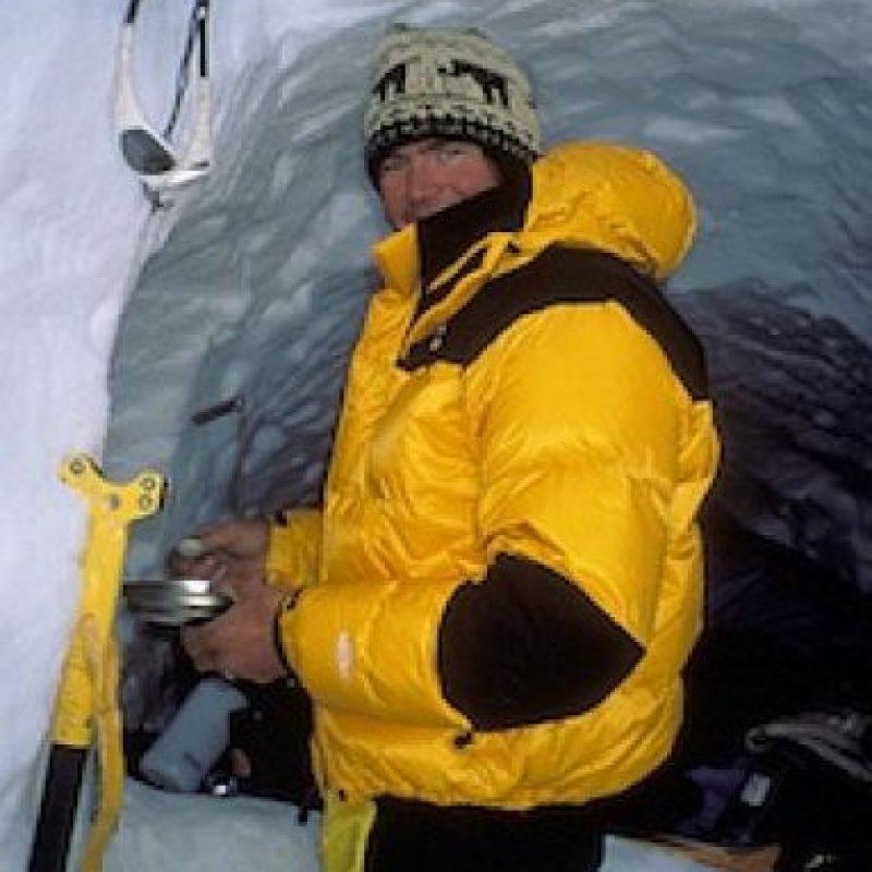 Conquistó el Monte Everest en 1990 y 1993. Foto:Wikimedia