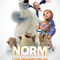 Foto:Poster Norm y los invencibles