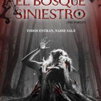 Foto:Poster El bosque siniestro