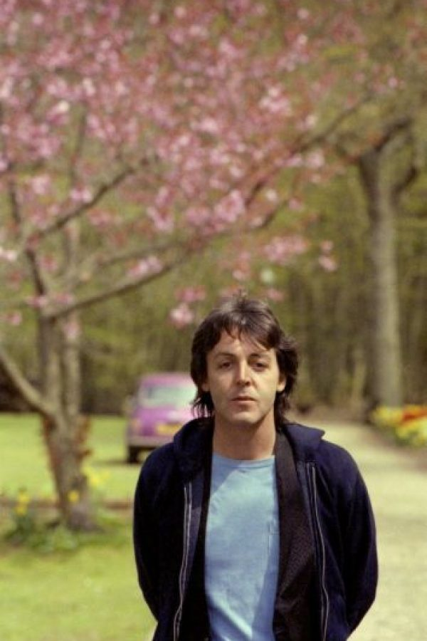 Paul McCartney Foto: Twitter