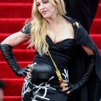 7. Madonna Foto:Getty Images