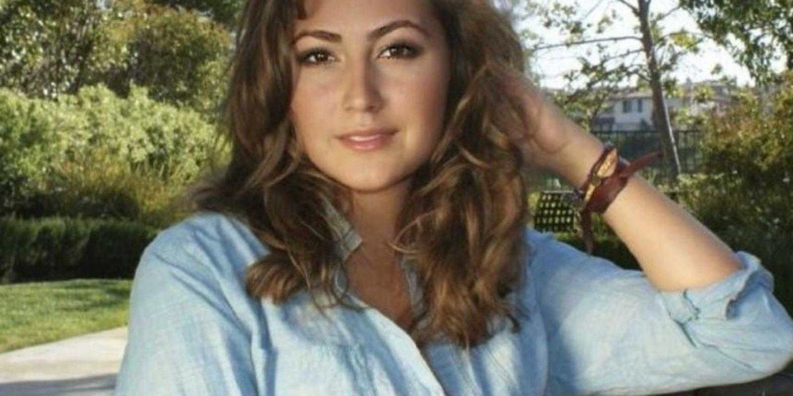 """Ha estado en producciones como """"Dr. House"""". Es actriz. Foto:vía Facebook"""