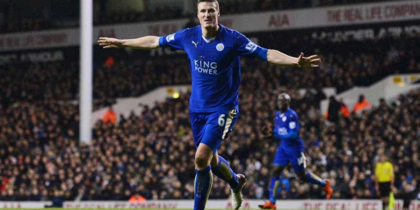 CENTRAL: Robert Huth Foto:Getty Images