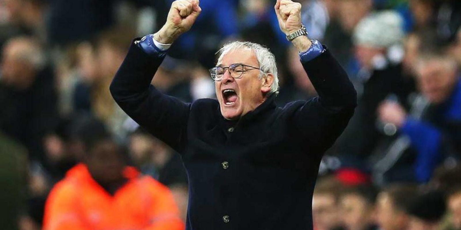 DT: Claudio Ranieri Foto:Getty Images