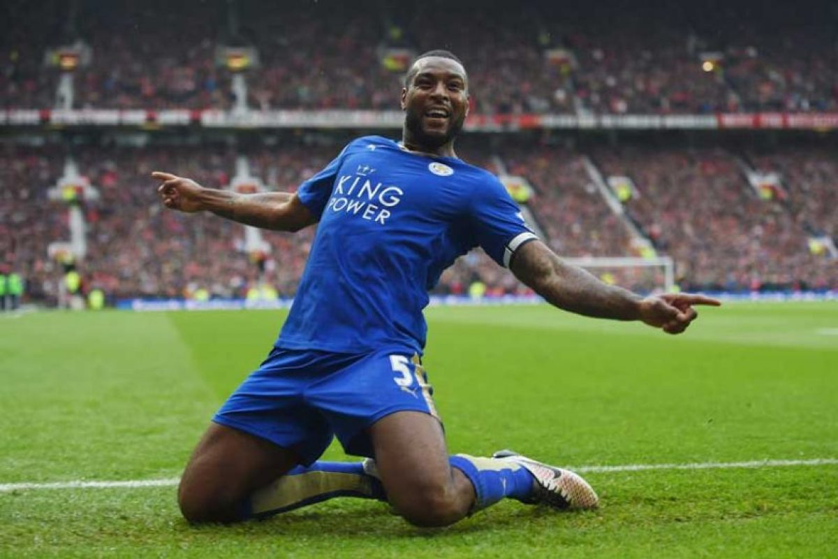 CENTRAL: Wes Morgan Foto: Getty Images