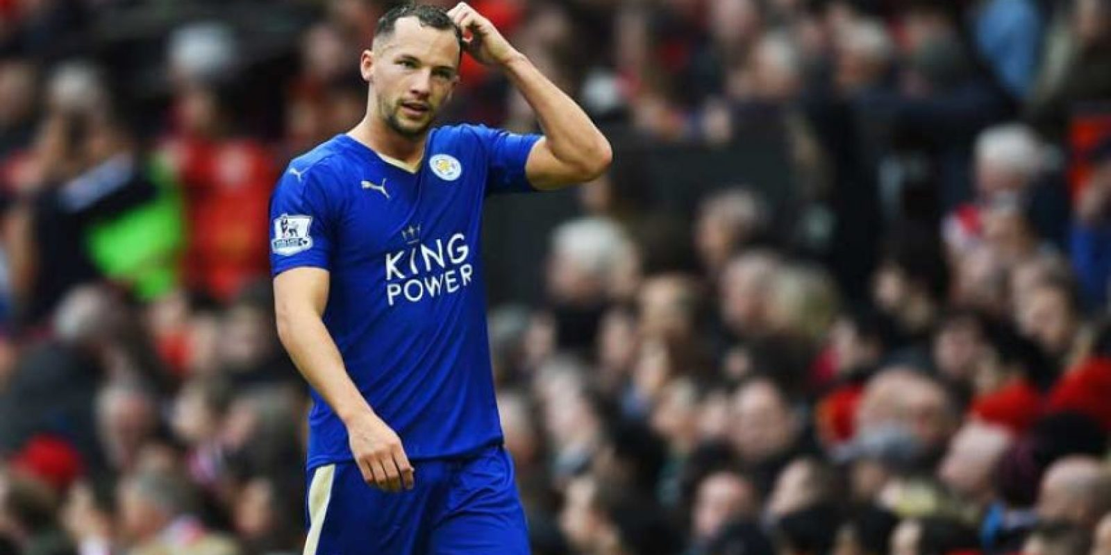 MEDIOCENTRO: Danny Drinkwater Foto:Getty Images
