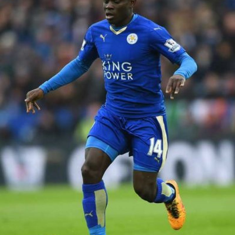 MEDIOCENTRO: N'Golo Kanté Foto: Getty Images