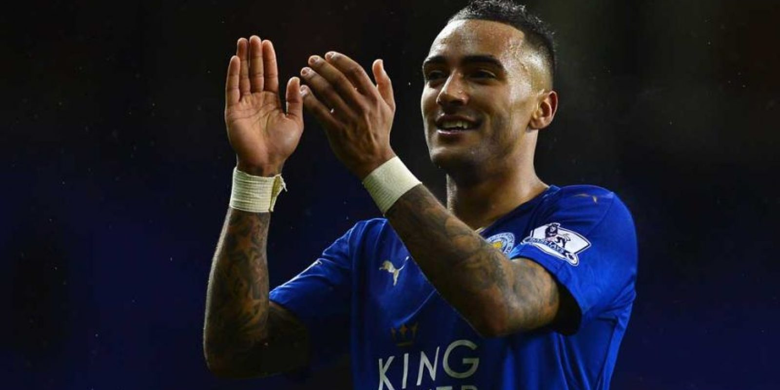 LATERAL DERECHO: Danny Simpson Foto:Getty Images