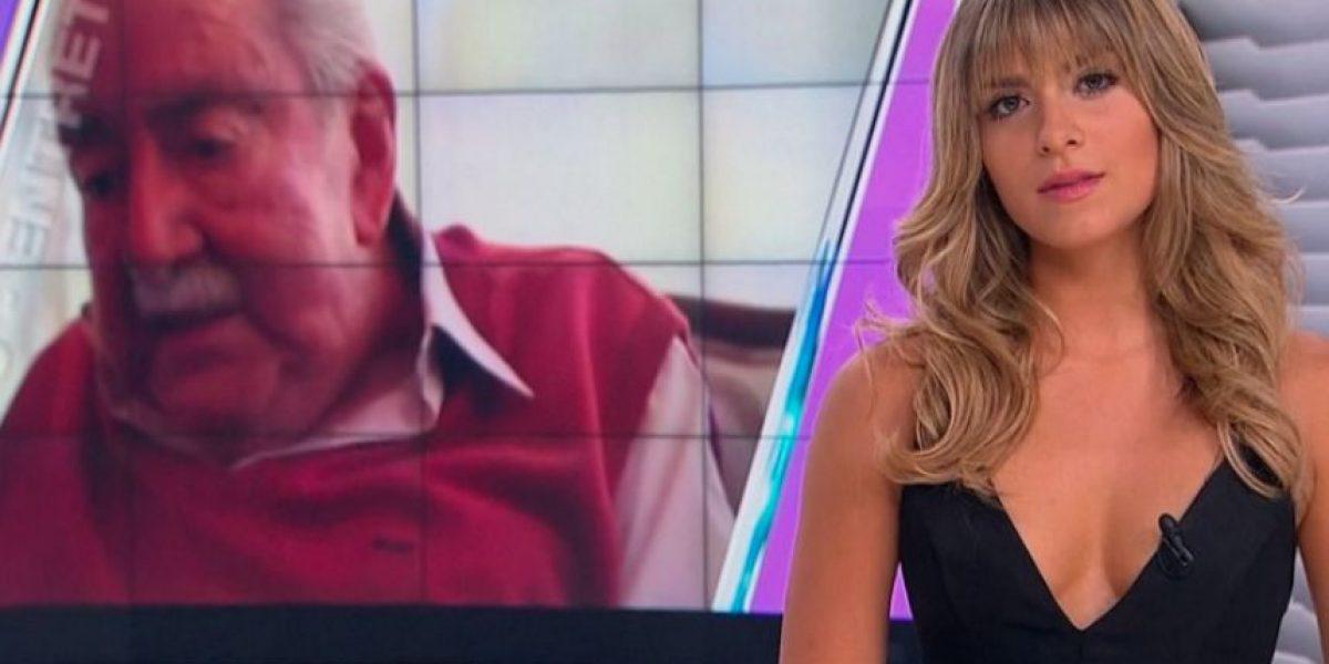 La embarrada de Laura Tobón en Noticias RCN
