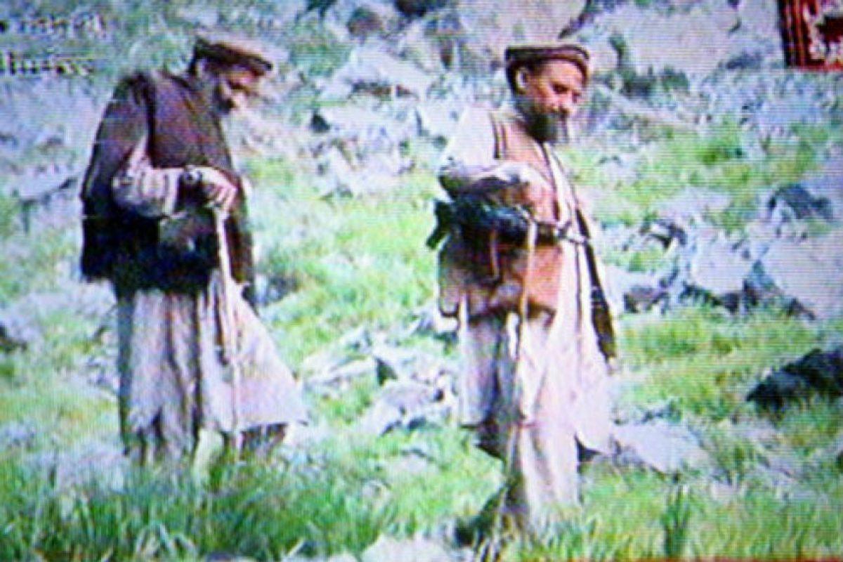 Su fundador, líder y mayor colaborador fue Osama bin Laden (izq) Foto:Getty Images