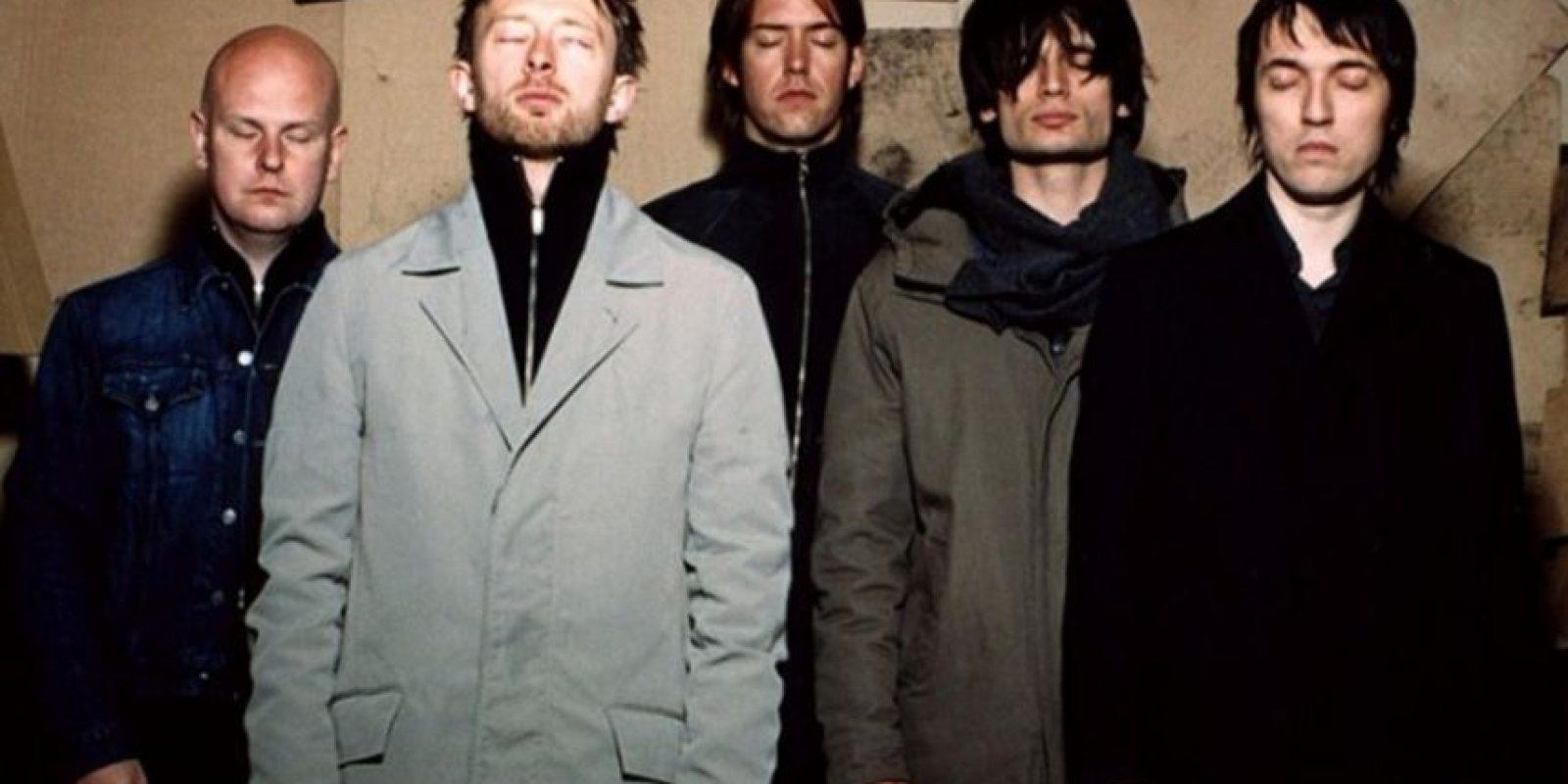 """La canción fue en un comienzo un fracaso comercial, se convirtió en un éxito mundial varios meses después del lanzamiento de su álbum debut, """"Pablo Honey"""" (1993) Foto:Tumblr"""