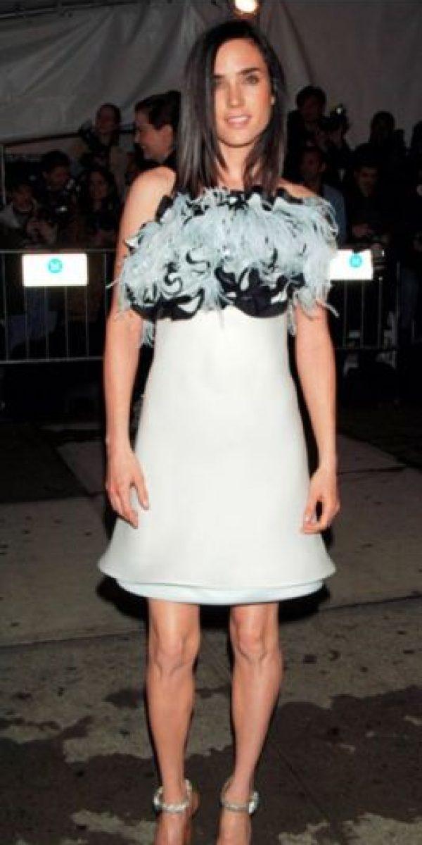Jennifer Connelly, única. Foto:vía Getty Images