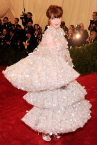 Florence Welch, pura moda. Foto:vía Getty Images