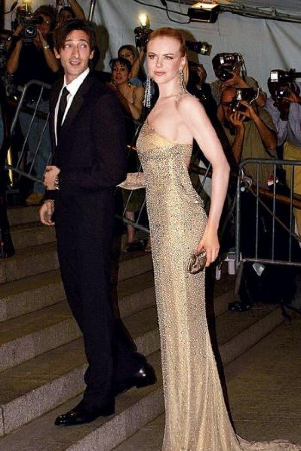 Nicole Kidman también representando al Hollywood clásico. Foto:vía Getty Images