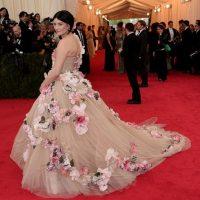 Tabitha Simmons, romántica y decimonónica. Foto:vía Getty Images