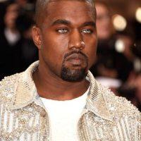 Kanye usó lentes de contacto. Foto:vía Getty Images
