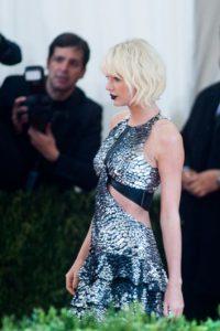 Taylor Swift llegó con esto. Foto:vía Getty Images