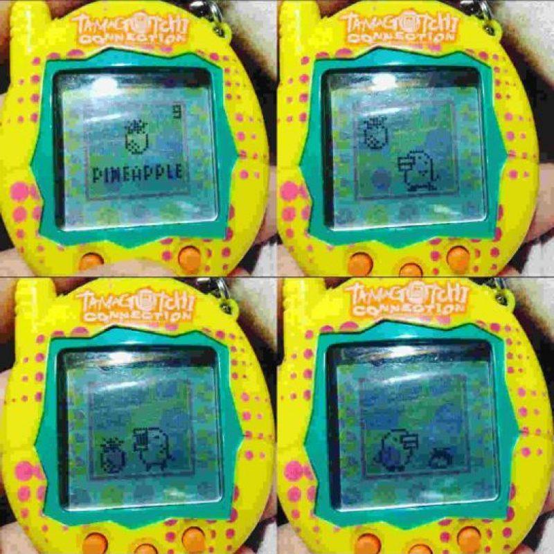 En 1996. Fue de los juguetes más famosos en la década de los 90. Foto:Tumblr