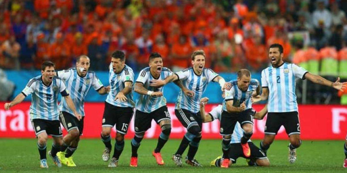 La Selección de Argentina se burla de Donald Trump en spot