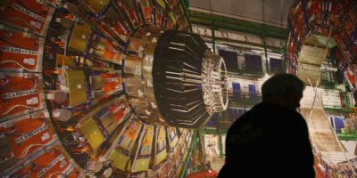 """También han tratado de recrear el """"Big Bang"""" con él. Foto:Getty Images"""